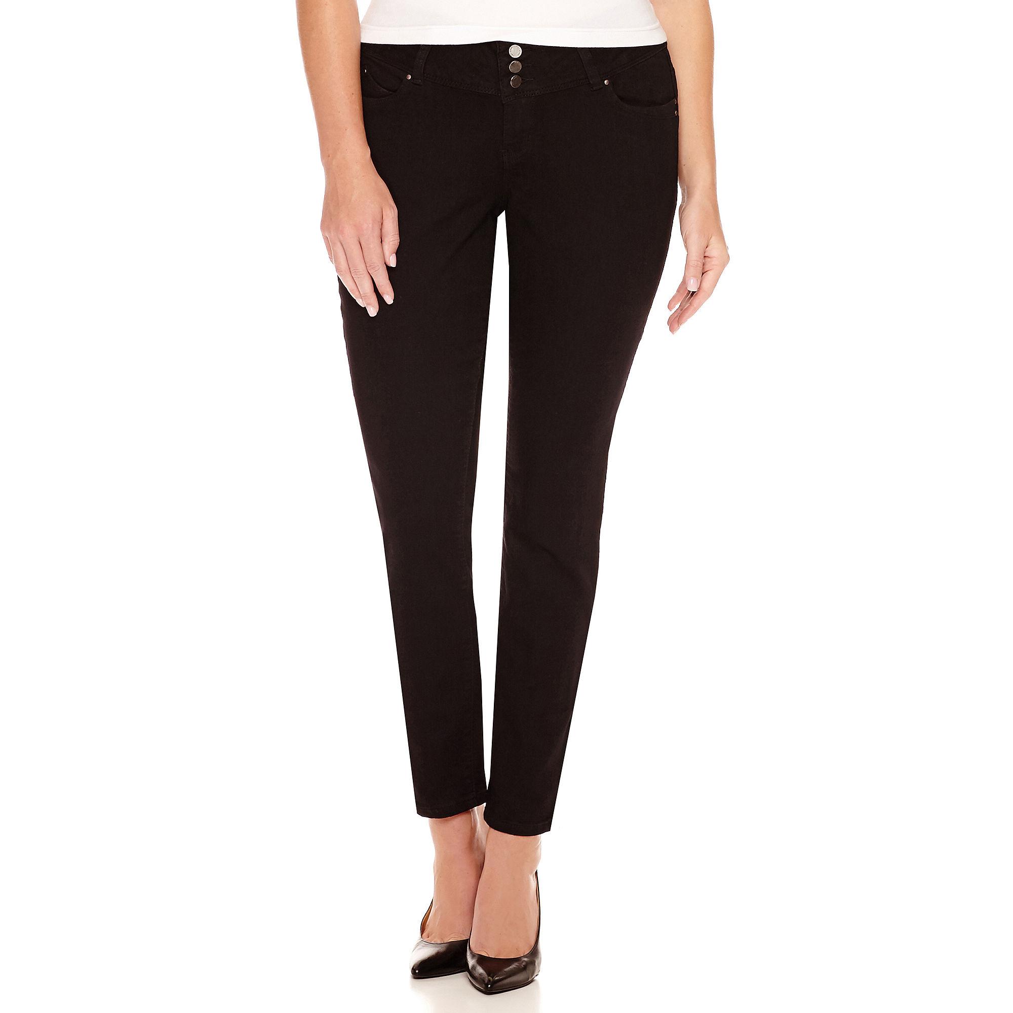 YMI Wanna Betta Butt Skinny Jeans - Plus