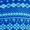Bold Blue Fairisle