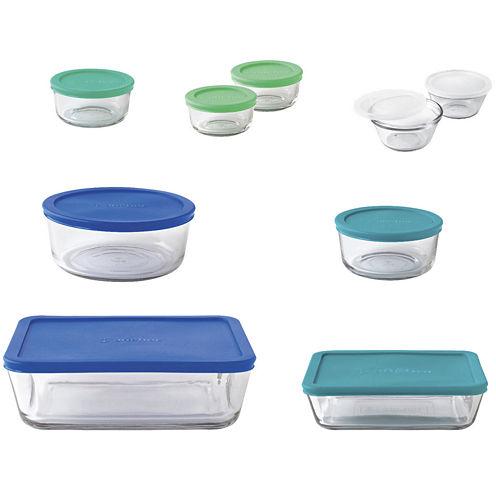 Anchor Hocking Company™ 20-pc. Glass Food Storage Set