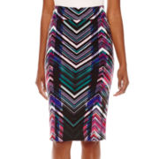 Bisou Bisou® Banded Tube Skirt