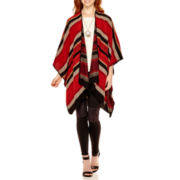 Alyx® Poncho, High Low-Top with Necklace or Ponte Knit Leggings