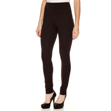 jcpenney.com | Liz Claiborne® Secretly Slender Ankle Leggings - Tall