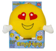 As Seen On TV EmojiKins™ Love Ya Interactive Plush Toy