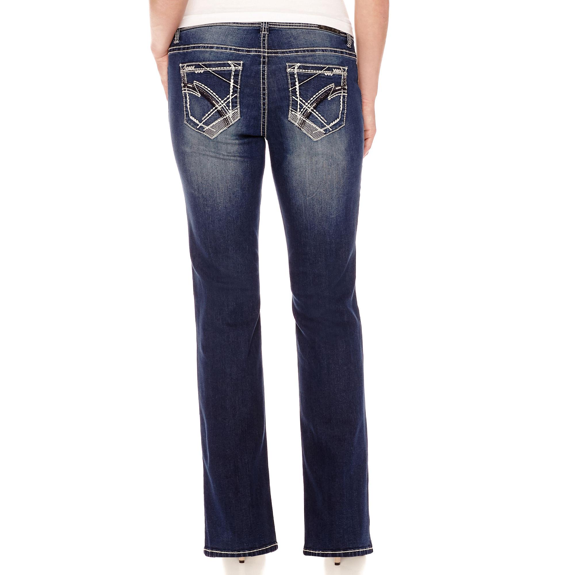 ZCO Shape Bootcut Jeans - Plus