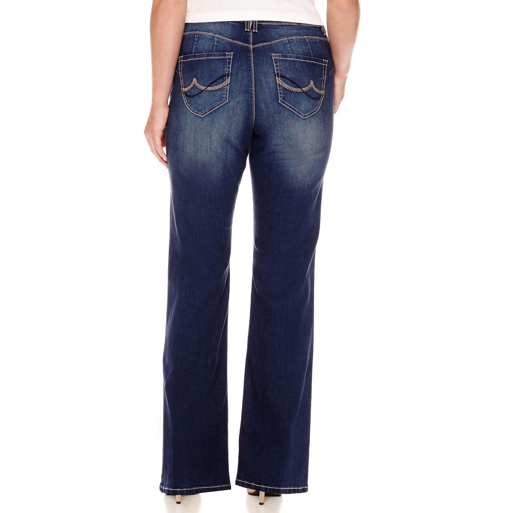 ZCO Lift Bootcut Jeans - Plus