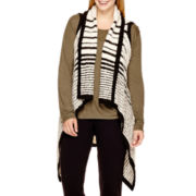 a.n.a® Textured Vest - Plus