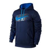 Nike® KO Swoosh Fleece Pullover Hoodie