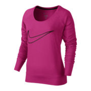 Nike® Long-Sleeve All Time Epic Fitness Top