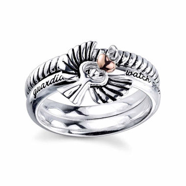 jcpenney.com | Footnotes Too Footnotes Womens Sterling Silver Cocktail Ring