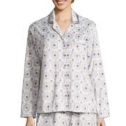 Earth Angels Fleece Long Sleeve X114756a Pant Pajama Set