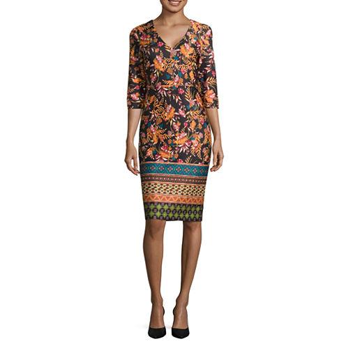 Weslee Rose Bodycon Dress