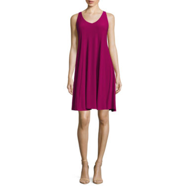 jcpenney.com | Danny & Nicole Sleeveless Shift Dress