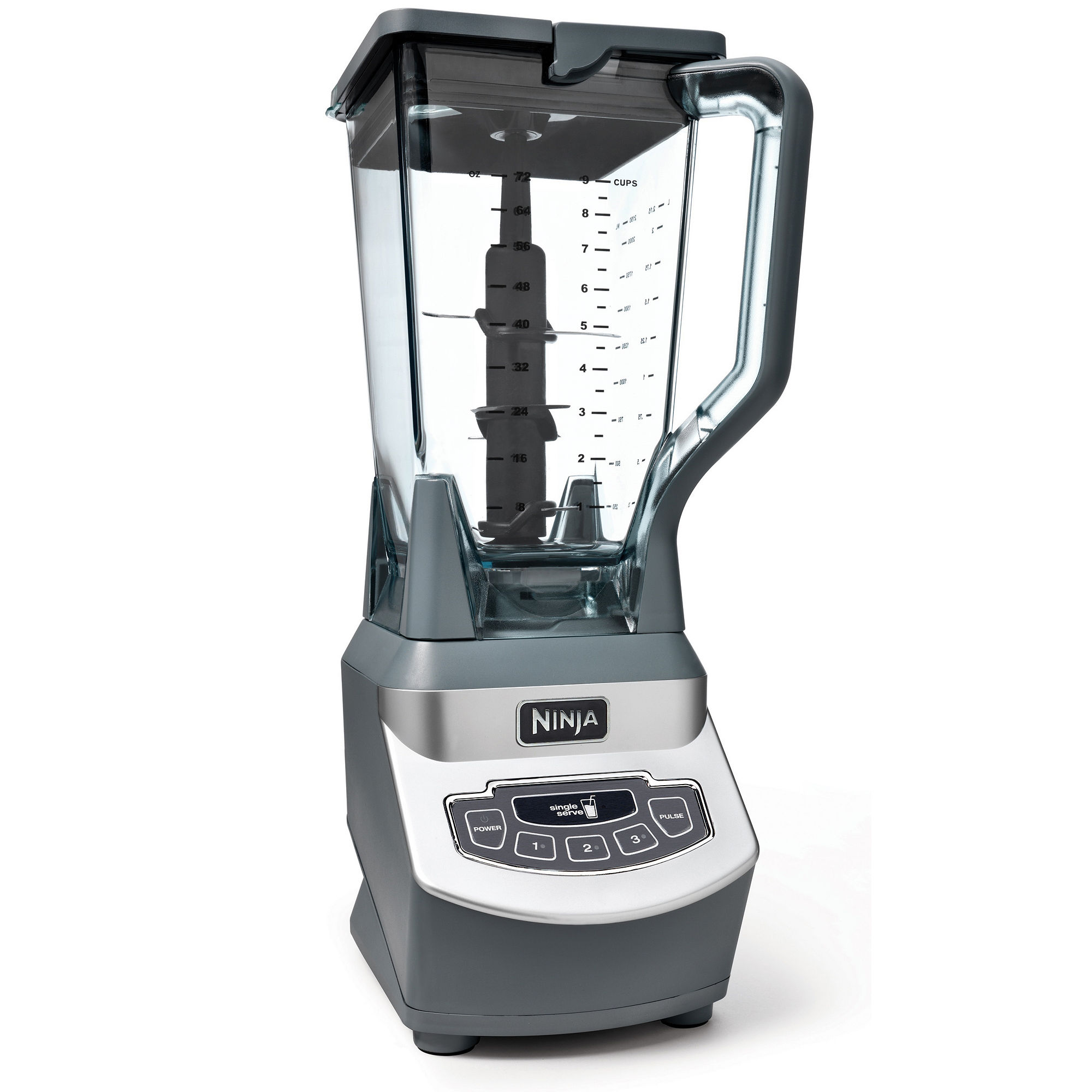 Ninja Blender with Single-Serve Attachment Set