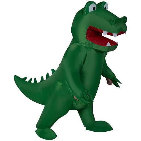 Inflatable Alligator 2-pc. Dress Up Costume Unisex