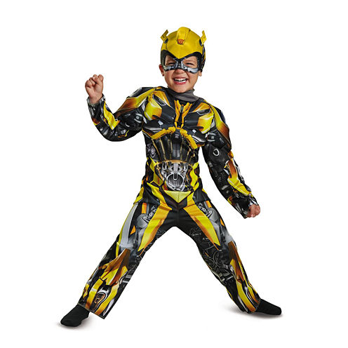 Transformers- Bubmlebee Toddler Muscle Costume
