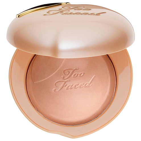 Too Faced Peach Frost Melting Powder Highlighter – Peaches and Cream Collection