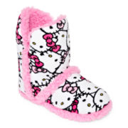 Hello Kitty® Short Boot Slippers