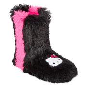 Hello Kitty® Shaggy Short Boots