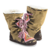 MUK LUKS® Grace Tall Boot Slippers