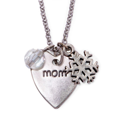 jcpenney.com | Messages from the Heart® by Sandra Magsamen® Mom Necklace