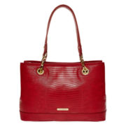 Liz Claiborne® Real Fit Shopper Tote
