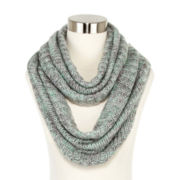 Mixit™ Space-Dyed Infinity Scarf