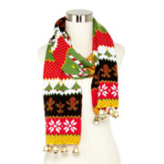 Gingerbread Scarf