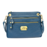 nicole by Nicole Miller® Cara Crossbody Bag