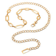 Mixit™ Gold-Tone Chain Belt