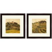 PTM Images™ Set of 2 Old Landscape Wall Art