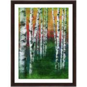 PTM Images™ Rainbow Trees I Wall Art