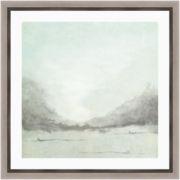 PTM Images™ Misty Seaside I Wall Art