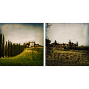 PTM Images™ Set of 2 Landscape Canvas Wall Art