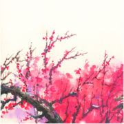 PTM Images™ Pink & Brown Branches I Wall Art