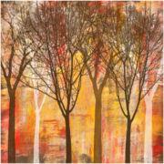 PTM Images™ Orange Landscape I Canvas Wall Art