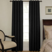 Sound Asleep™ Room-Darkening Back-Tab Curtain Panel