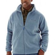 Columbia® Lone Ridge Fleece Jacket–Big & Tall