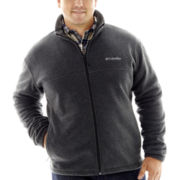 Columbia® Lone Ridge Fleece Jacket–Big & Tall