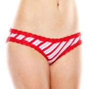 Flirtitude® Lace Bikini Panties