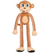 Go&Glo StretchKins™ Happy Monkey Plush Toy