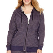 Made For Life™ Novelty French Terry Hoodie - Plus
