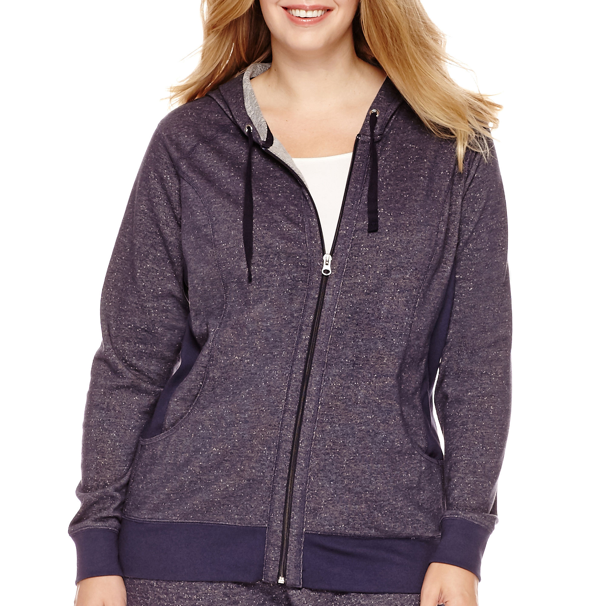 Made For Life Novelty French Terry Hoodie - Plus