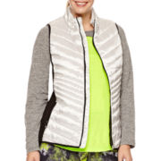 Xersion™ Quilted Puffer Vest - Plus