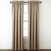 Royal Velvet® Kendall Stripe Rod-Pocket Window Treatments