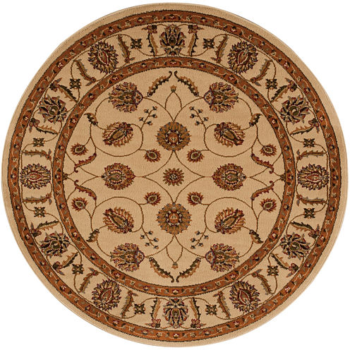 Nourison® Downton Round Rug