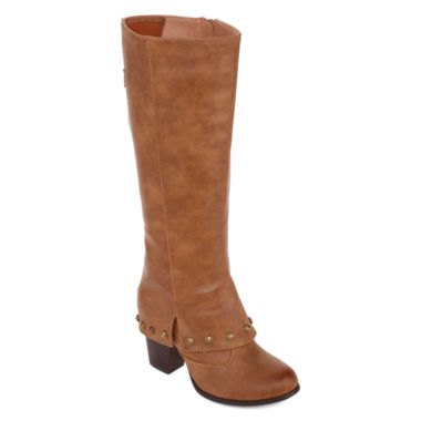 jcpenney.com | 2 Lips Lucky Boots - Wide Calf
