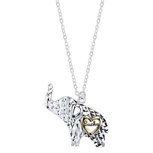 Womens Pendant Necklace
