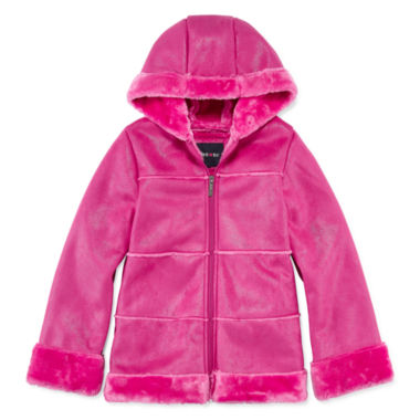 jcpenney.com | Limited Too Girls Midweight Parka-Big Kid