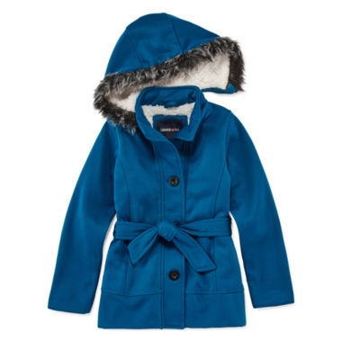 jcpenney.com | Limited Too Girls Midweight Fleece Jacket-Preschool