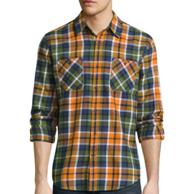 jcpenney.com | Arizona Long-Sleeve Flannel Shirt